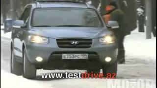 Hyundai Santa-Fe  дизель - Тест-драйв