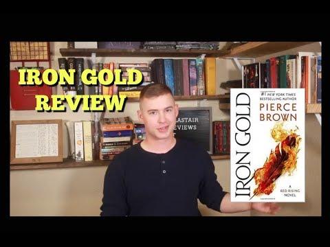 IRON GOLD REVIEW (NON-SPOILER + SPOILER)