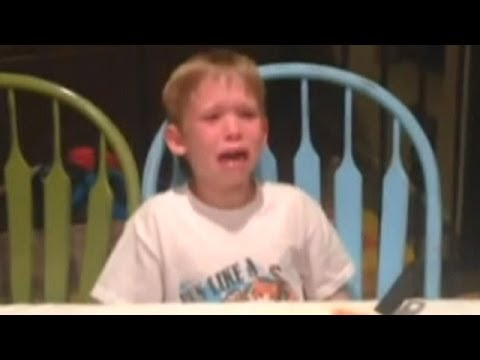 Boy Has Mini-meltdown Upon Learning He'll Have A New Sister video