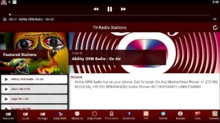 Ghana TV, Ghana Radio Stations , Ghana Mobile Application, Ability OFM Radio