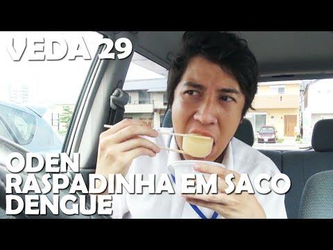 VEDA JAPA #29 Oden Raspadinha em saco Dengue