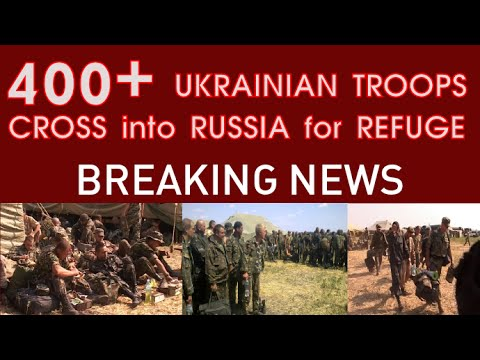 MASS SURRENDER Of UKRAINE TROOPS, Rostov Region, Russia | Ukraine Crisis