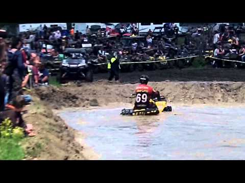 2014 High Lifter Quadna Mud Nationals Bogger Class Races