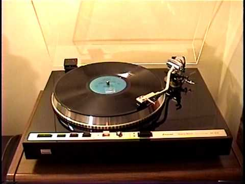 Sansui SR 838 Turntable