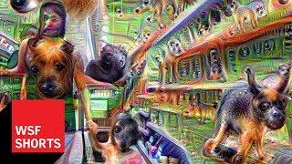 Can A.I. Simulate a Visual Hallucinatory Experience?