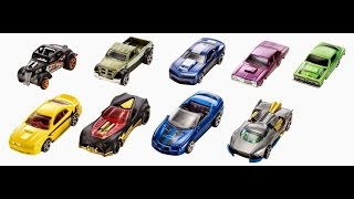 Play with Hot Wheels - Toy Cars - Hot Wheel Cars - Kids Video