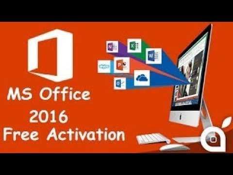 MS-OFFICE 2016 free activation without any software