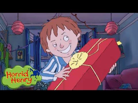 Horrid Henry - Christmas Presents 🎄   Cartoons For Children   Horrid Henry Episodes   HFFE
