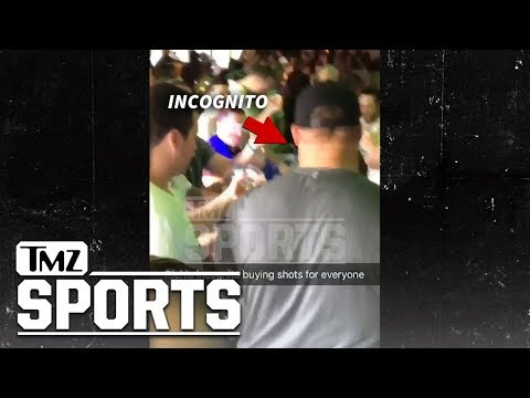 Richie Incognito Partied at Florida Bar Hours Before Bills Release   TMZ Sports
