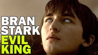 Bran Stark is Evil! Warged Into Drogon? Touched by Night King!