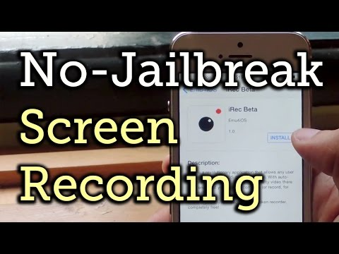 how to get a free screen recorder for ios