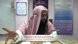 Yayasan Ta'lim: Janazah Course (Session 1) [14-12-14]