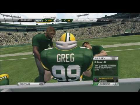 Madden 25: Glassbones Greg (How Long Can He Last?)