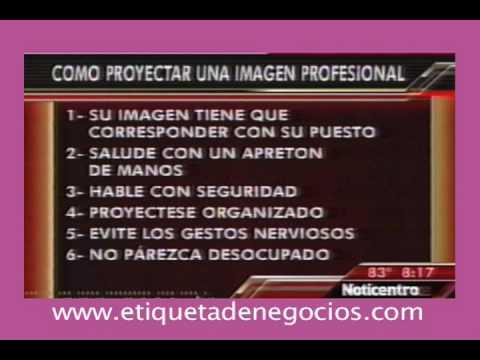 Como proyectar una imagen profesional