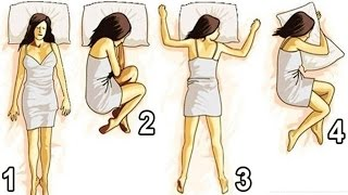 Things Your Sleeping Position Reveals About You