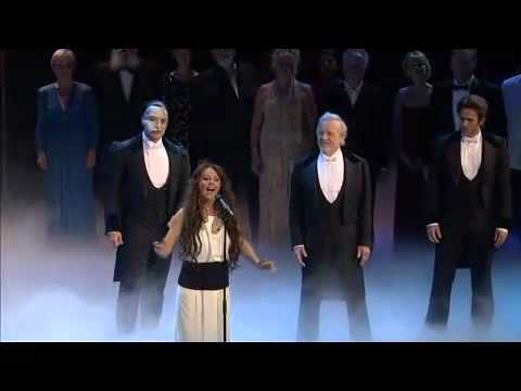 Phantom of the Opera 25th Anniversary - 5 Phantoms Music Videos