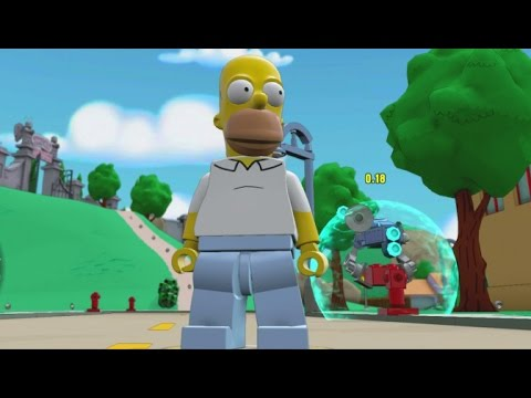 LEGO Dimensions - All Red Brick Cheats Unlocked (12 Hubs - Through Wave 2)