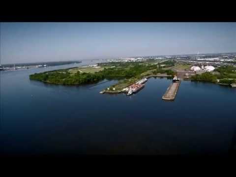 Piers 122 & 124 | Port of Philadelphia