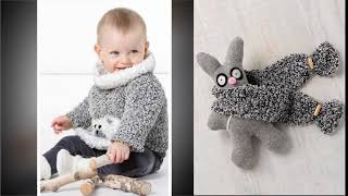 Sweet knitting for little ones. * Toma Prus
