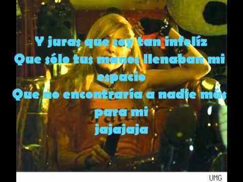 Gloria Trevi - Me Río De Ti - Con Letra
