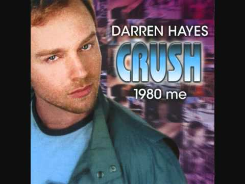 Darren Hayes - Right Dead Back on it