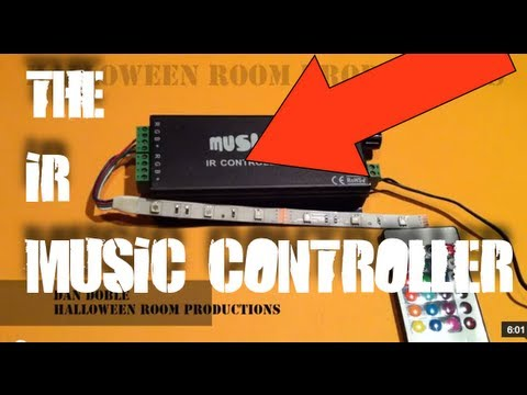 IR Music RGB LED Controller Overview MP3