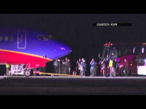 SW Pilots Grounded, Jet Departs Wrong Airport