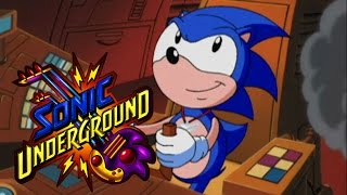 Sonic Underground 140 - Virtual Danger