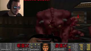 BA THOMPSONATOR | Ultimate Doom 4 (Archived)