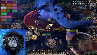 World of Warcraft: Battle of Azeroth - Heroic G'hunn (Uldir) 8.0