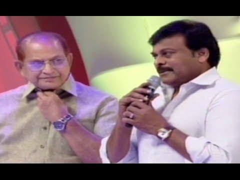 Mega Star Chiranjeevi, Allu Arjun, Superstar Krishna  Santosham Film Awards - 2014 video