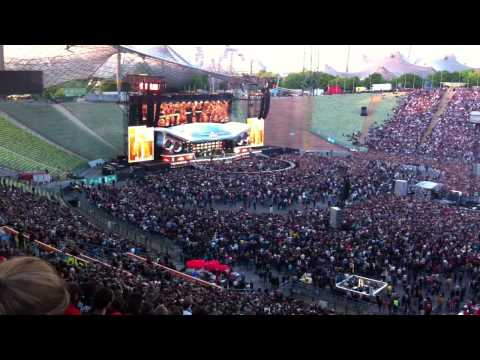 Bon Jovi München/Munich 2013 - Raise Your Hands
