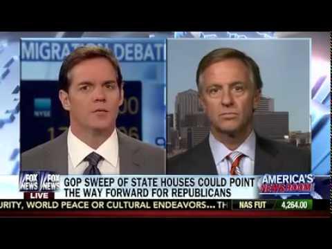 RGA Chairman Bill Haslam on FOX News' America's Newsroom