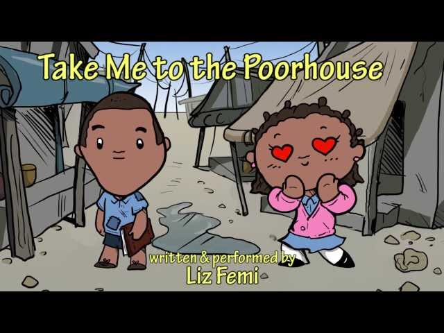 Take Me To The Poorhouse Play by Liz Femi--trailer    #tothepoorhouse