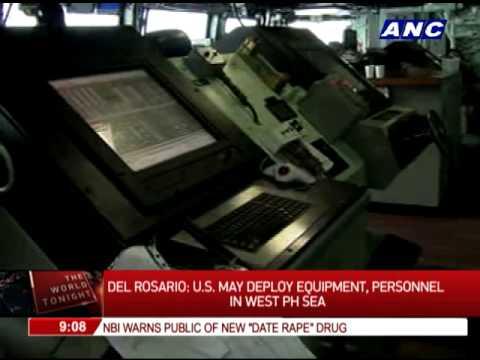 Philippines seeks US help vs China