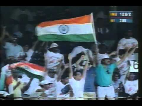 Sachin Tendulkar 92 vs West Indies 3rd test Barbados 1997