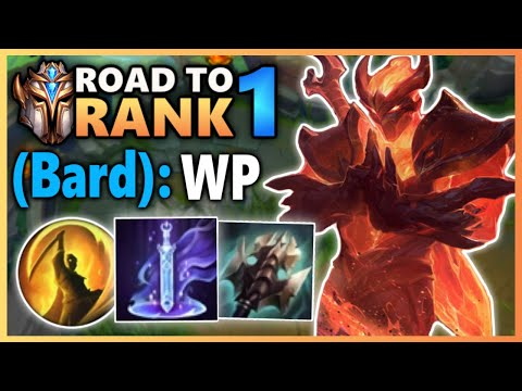 A League of Legends Challenger game but there's a plot twist - Road To Rank 1 (#12)