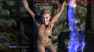 Elder Scrolls V_ Skyrim - Torture Chamber Quick Level Grind