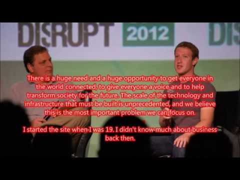 The Greatest Quote Of Mark Zuckerberg