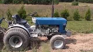 Tractor ford 1210