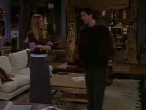 Friends - Ross & Rachel - Goodbye my lover