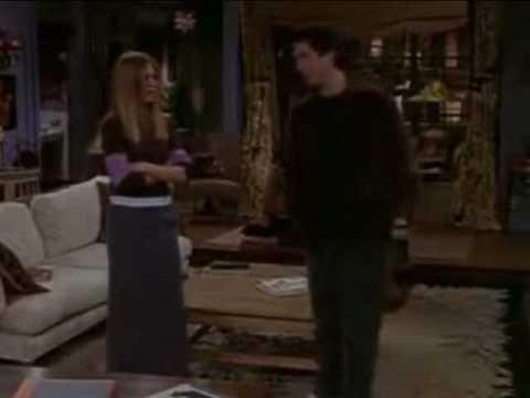 Friends - Ross & Rachel - Goodbye my lover