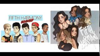 Fifth Harmony - 'Silent Night' cover {Male & Female version]