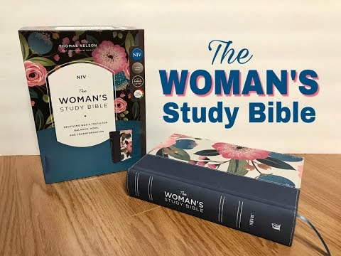 The Woman's Study Bible Review
