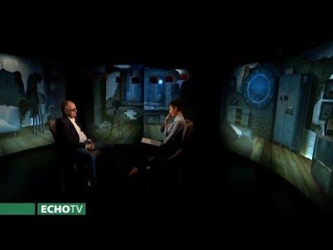 Kettesben Szabó Anettel (2017-11-04) - Echo Tv