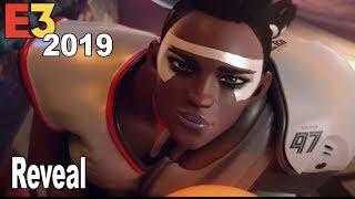 Roller Champions - Reveal Trailer E3 2019 [HD 1080P]