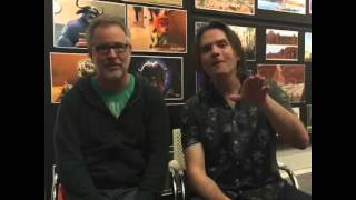 Zootopia. Byron Howard And Rich Moore Are Here Answering Your Questions.