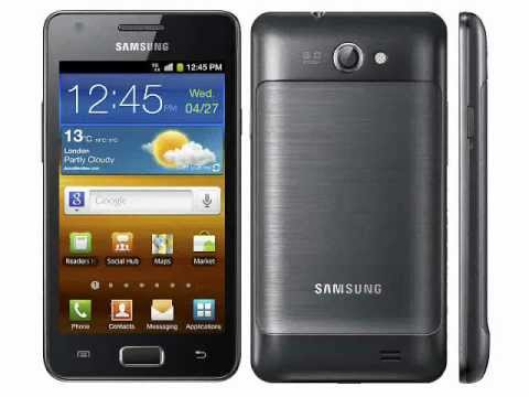 Samsung Galaxy R Music Videos