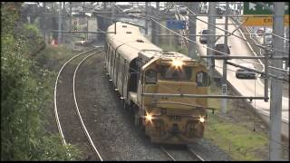 Commuter trains of Auckland      Onehunga  Newmarket  Penrose  Greenlane