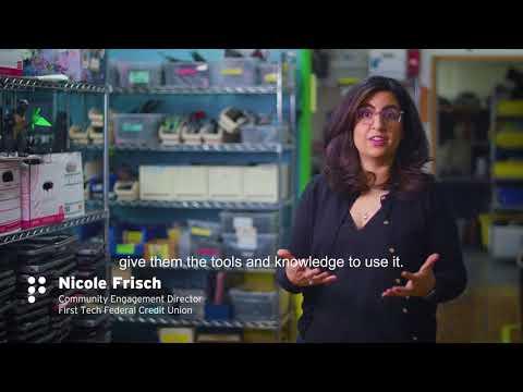 FREE GEEK and First Tech - Bridging the Homework Gap